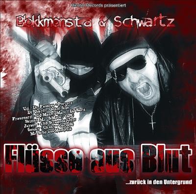 """Blokkmonsta & Schwartz - """"Flüsse aus Blut"""" (HT016)"""
