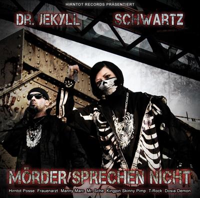 """Dr. Jekyll & Schwartz - """"Mörder sprechen nicht"""" (HT041)"""