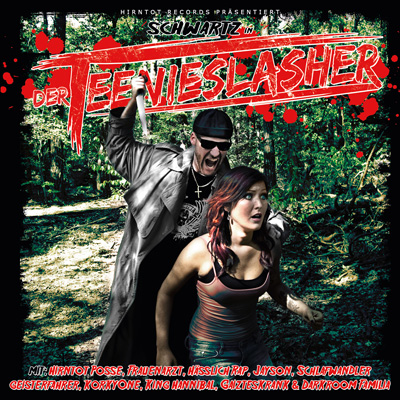 """Schwartz - """"Der Teenieslasher"""" (HT057)"""