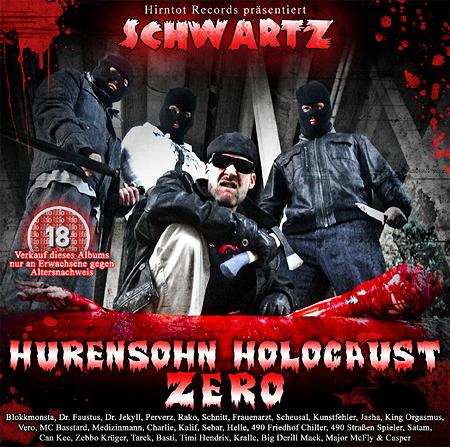 """Schwartz - """"Hurensohn Holocaust Zero"""" (HT067)"""