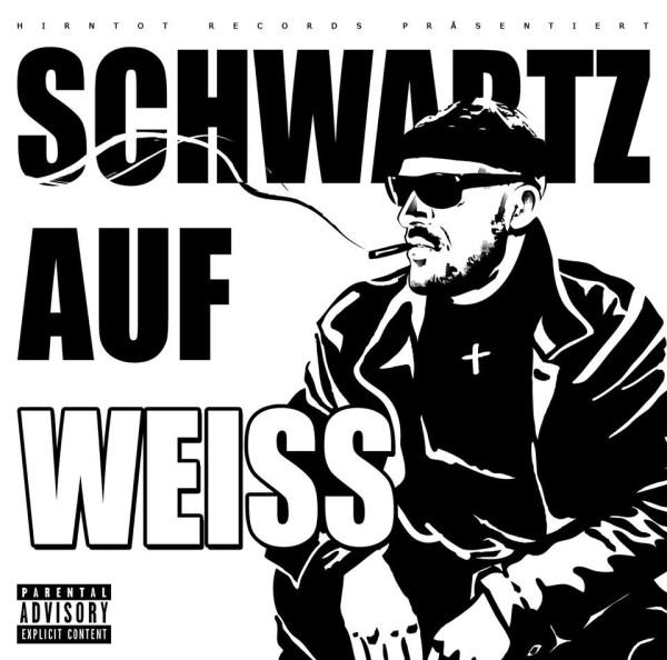 """Schwartz - """"Schwartz auf Weiß"""" (HT086)"""