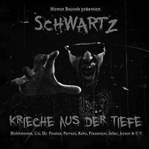 """Schwartz - """"Krieche aus der Tiefe"""" (HT071)"""