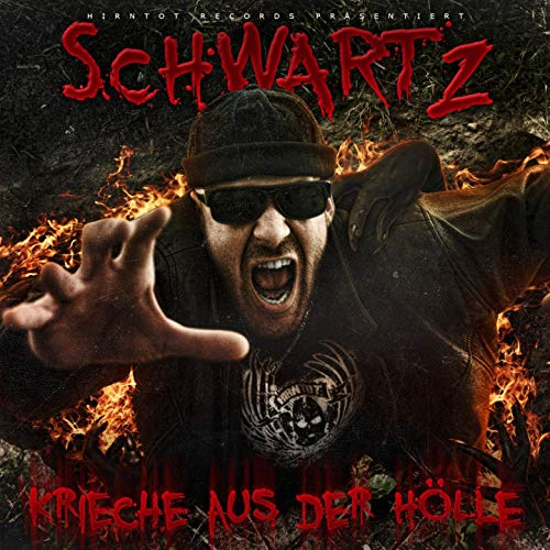 """Schwartz - """"Krieche aus der Hölle"""" (HT081)"""