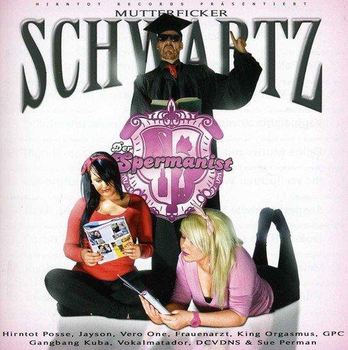 """Schwartz - """"Der Spermanist"""" (HT061)"""