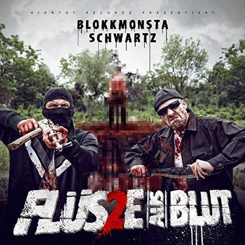 """Blokkmonsta & Schwartz - """"Flüsse aus Blut 2"""" (HT104)"""